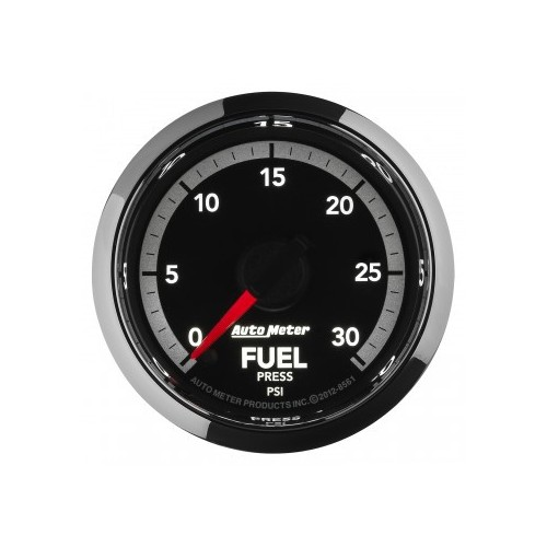 Auto Meter 8561 Factory Matched 4th Gen Dodge Fuel Pressure Gauge