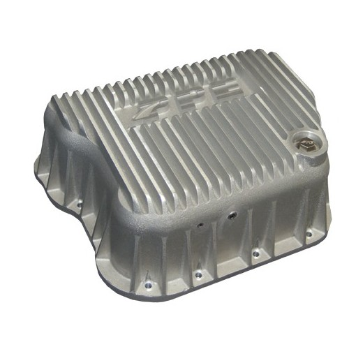 PPE Heavy Duty Dodge Aluminum Transmission Cover - RAW