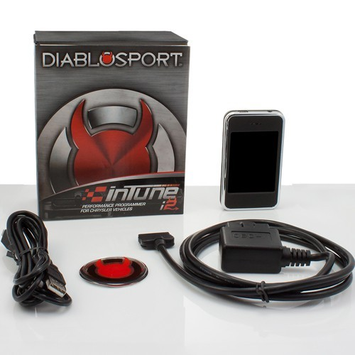 Diablosport in Tune i2 Ford Performance Programmer i2020