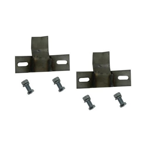 Ford 99-07 F-250/350/450 - Stainless Steel Mounting Kit With Hardware