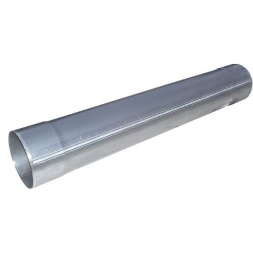 Universal Muffler Delete Pipe 4 In. Inlet /Outlet 30 In. Overall