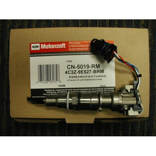 Late Series OEM Motorcraft 6.0L Injector