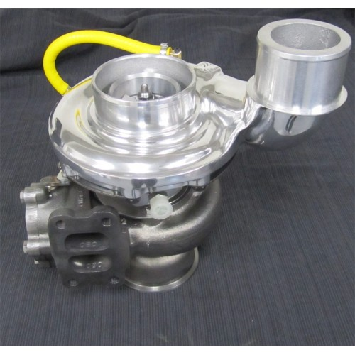 2003-04 INDUSTRIAL INJECTION SILVER BULLET 66/80 400/800HP