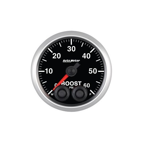 AUTOMETER ELITE 0-60 BOOST GAUGE