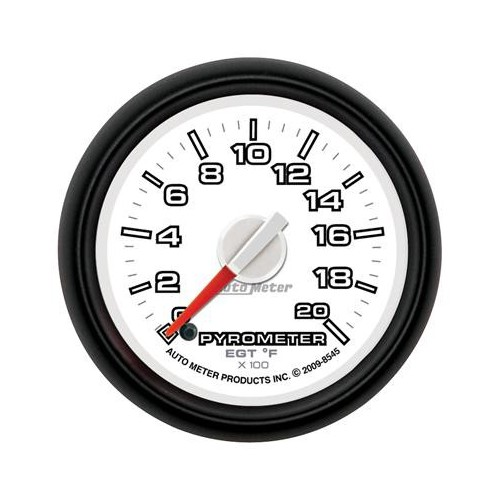 AUTO METER DODGE FACTORY MATCH 0-2000 PYROMETER GAUGE