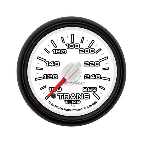 AUTO METER DODGE FACTORY MATCH TRANSMISSION TEMPERATURE GAUGE