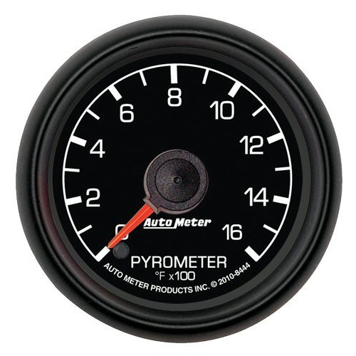 AUTOMETER FORD FACTORY MATCH 0-1600 PYROMETER GAUGE