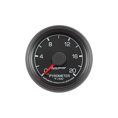 AUTOMETER FORD FACTORY MATCH 0-2000 PYROMETER GAUGE