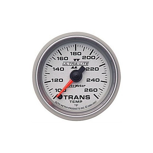 AUTOMETER ULTRA LITE 2 TRANSMISSION TEMPERATURE GAUGE