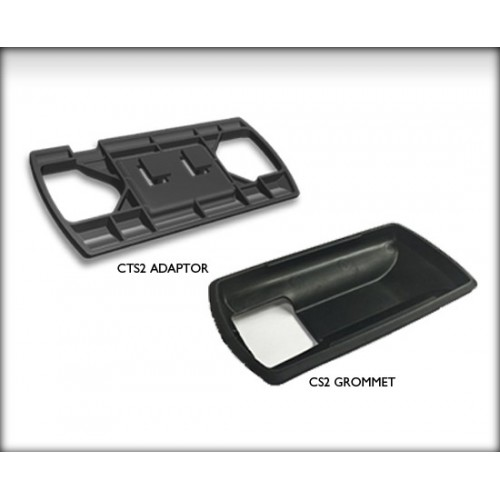 2008-2010 FORD 6.4L, 2011-2012 FORD 6.7L DASH POD (Comes with CTS and CTS2 adaptors)