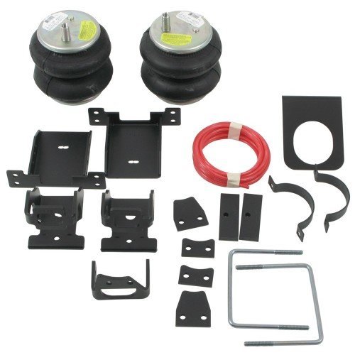 2005-07 6.0L SUPERDUTY RIDE-RITE KIT W/ IN BED HITCH